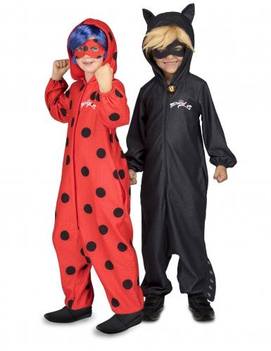 Cat Noir Miraculous™ kostuum voor kinderen-1