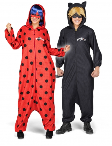 Ladybug™ kostuum voor volwassenen-1