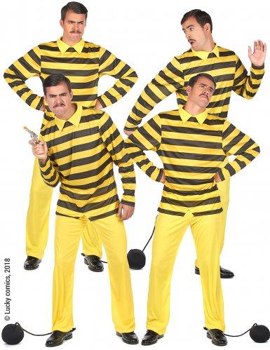 Daltons - Lucky Luke™ groepskostuum voor volwassenen