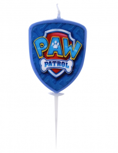 Paw Patrol™ Marshall verjaardagskaars-1