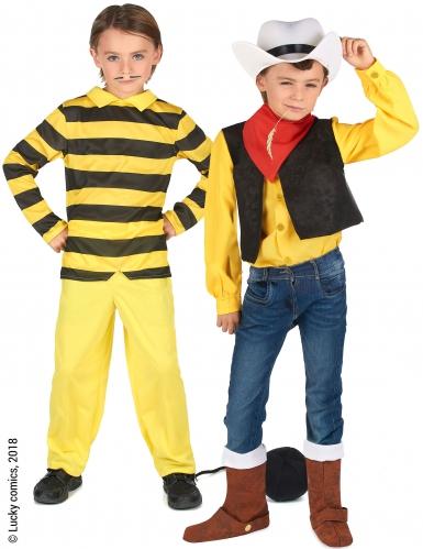 Dalton en Lucky Luke™ kinder koppelkostuum