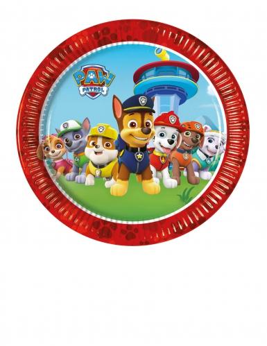 8 rode kleine Paw Patrol™ borden