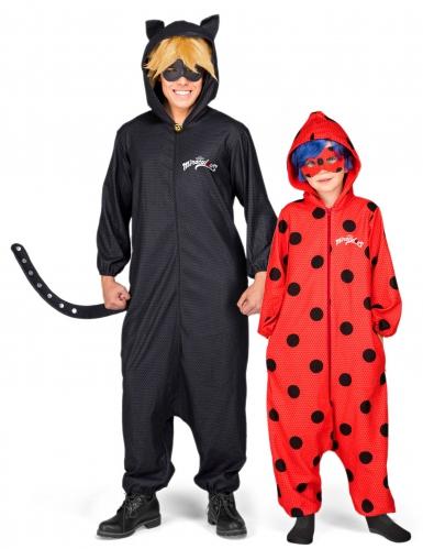 Ladybug en Cat Noir Miraculous™ koppelkostuum