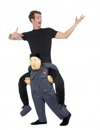 Op de rug van een dictator kostuum voor volwassenen-2