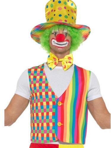 Clown accessoires set voor volwassenen