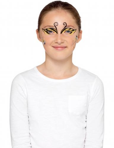 Bij en lieveheersbeestje schminkset voor kinderen-11