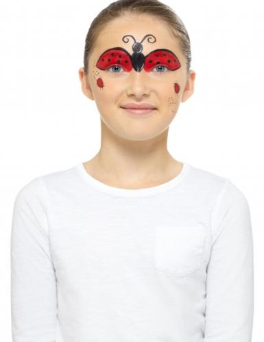 Bij en lieveheersbeestje schminkset voor kinderen-5
