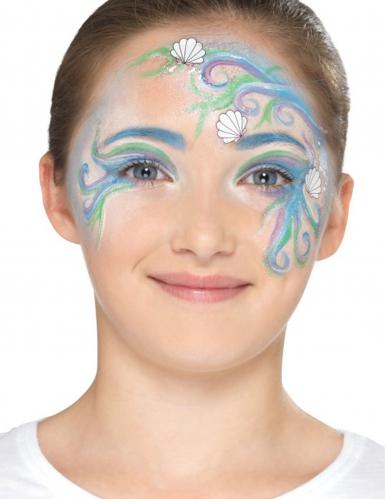 Zeemeermin schmink set voor kinderen-4