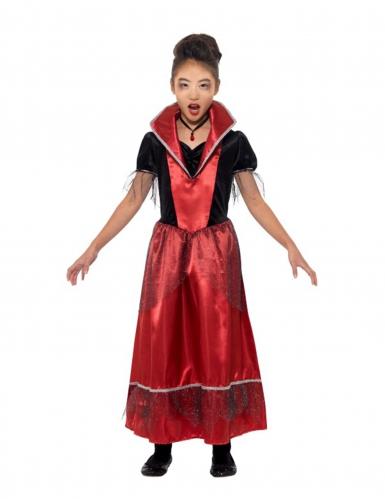 Vampier prinses kostuum voor meisjes