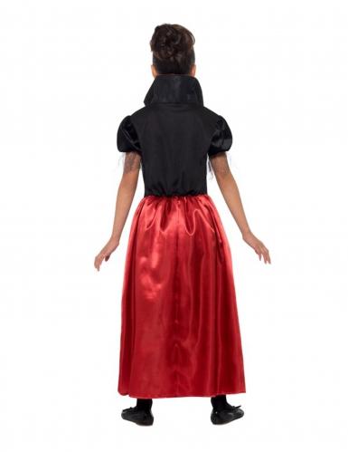 Vampier prinses kostuum voor meisjes-1
