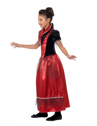 Vampier prinses kostuum voor meisjes-2