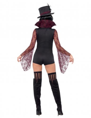 Sexy vampier dompteur kostuum voor vrouwen-1