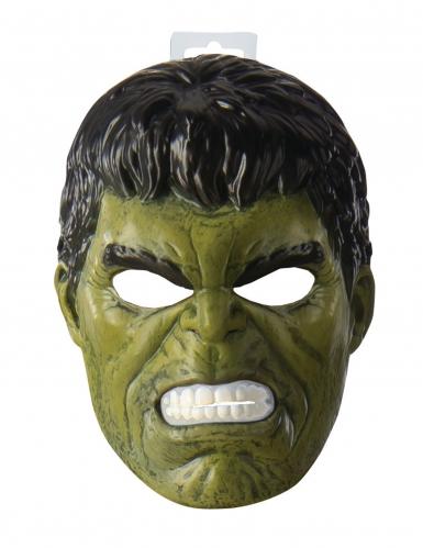 Hulk™ half masker voor kinderen-1