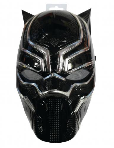 Black Panther™ half masker voor kinderen-1