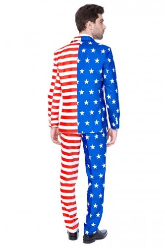 Mr. USA Suitmeister™ kostuum voor heren-1