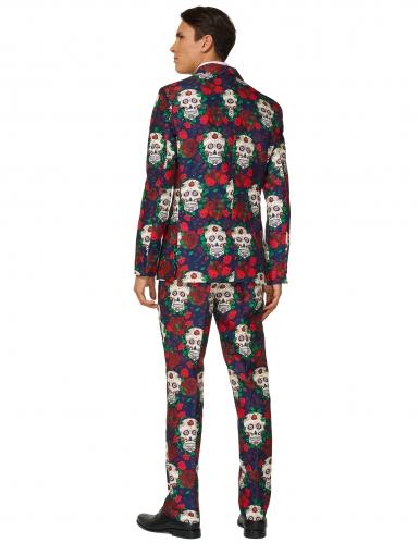 Suitmeister™ Mr. Skull kostuum voor mannen-1