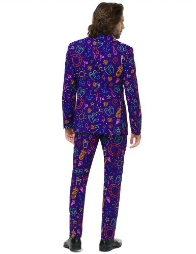 Mr. Doodle dude Opposuits™ kostuum voor mannen-1