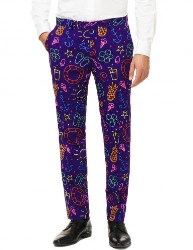 Mr. Doodle dude Opposuits™ kostuum voor mannen-2