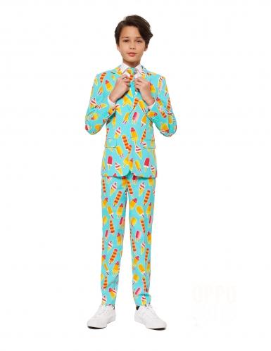 Mr. Iceman Opposuits™ kostuum voor tieners