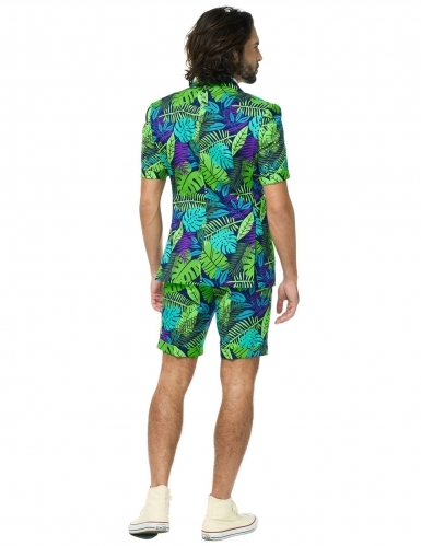 Mr. Juicy jungle Opposuits™ zomer kostuum voor mannen-1