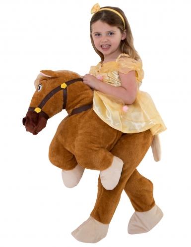 Morphsuits™ prinses Belle™ te paard kostuum voor meisjes-1