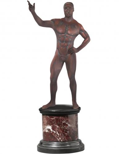 Brons standbeeld Morphsuits™ kostuum voor volwassenen