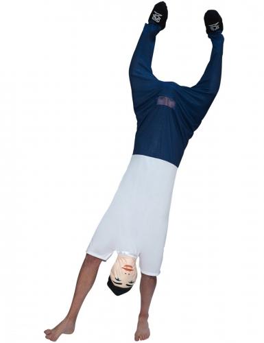Opblaasbaar omgekeerde man Morphsuits™ kostuum voor volwassenen