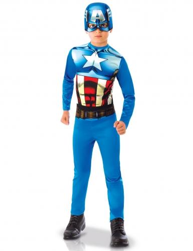 Captain America™ kostuum voor jongens