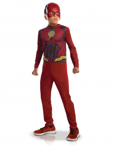Rood superheld Flash™ kostuum voor jongens