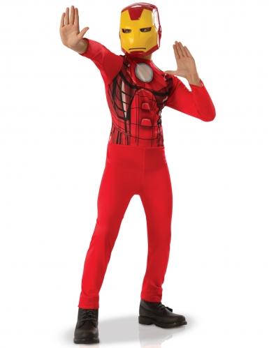 Iron Man™ outfit voor jongens