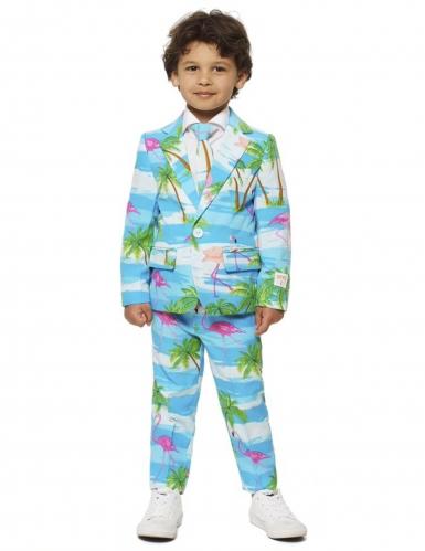 Mr. Flamingo Opposuits™ kostuum voor kinderen