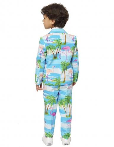 Mr. Flamingo Opposuits™ kostuum voor kinderen-1