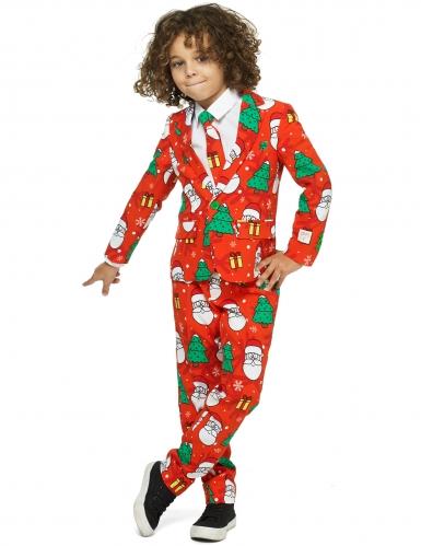 Opposuits™ Mr. Holiday Hero kostuum voor kinderen