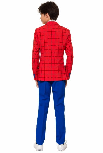 Mr. Spiderman™ Opposuits™ outfit voor tieners-1