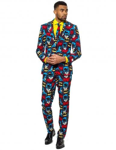 Mr. Batman™ Opposuits™ logo kostuum voor mannen