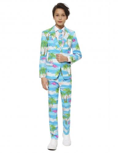 Mr. Flamingo Opposuits™ kostuum voor tieners