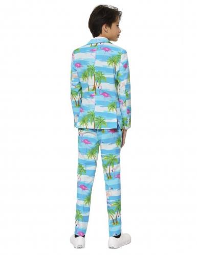 Mr. Flamingo Opposuits™ kostuum voor tieners-1