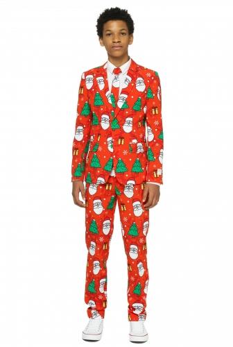 Mr. Holiday Hero Opposuits™ kostuum voor tieners