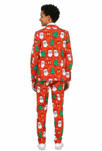 Mr. Holiday Hero Opposuits™ kostuum voor tieners-1