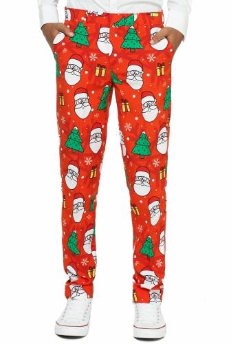 Mr. Holiday Hero Opposuits™ kostuum voor tieners-2