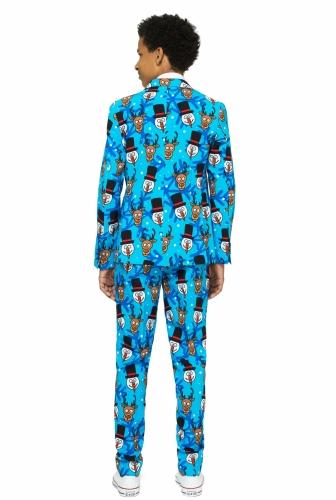 Mr. Winter winner Opposuits™ kostuum voor tieners-1