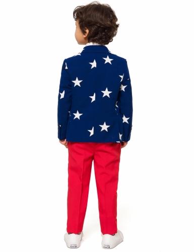 Mr. USA Opposuits™ kostuum voor kinderen-1