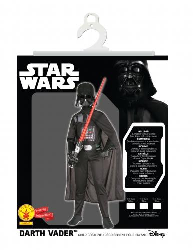 Klassiek Darth Vader™ kostuum voor kinderen-1