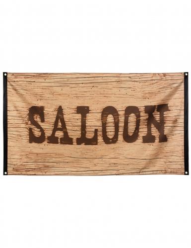 Wild West saloon vlag