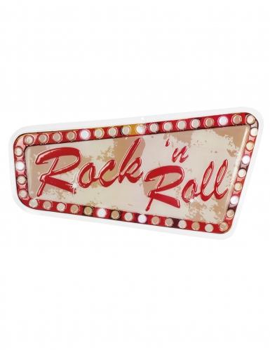 Rock 'n Roll muurdecoratie