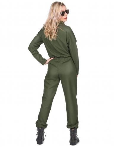 Vliegtuig piloot kostuum voor vrouwen-2