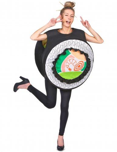 Sushi maki kostuum voor volwassenen