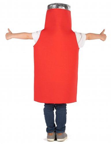 Ketchup kostuum voor kinderen-1