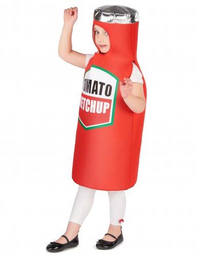 Ketchup kostuum voor kinderen-2