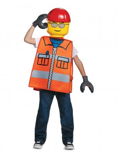 Lego® bouwvakker outfit voor kinderen